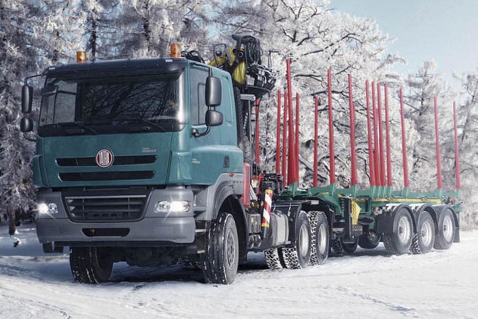 Tatra de 462 CV