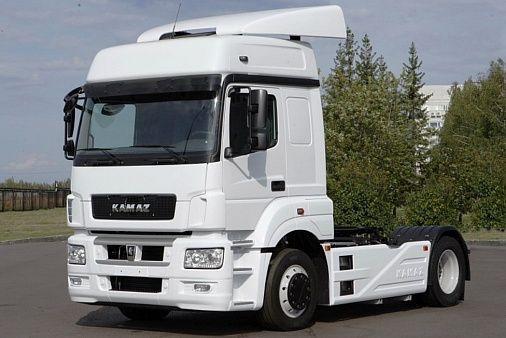 Kamaz,  430 CV y 2100 Nm