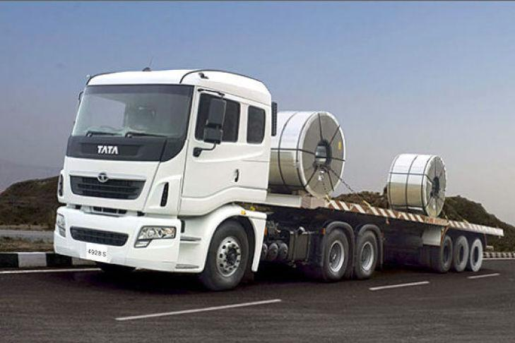 "Tata ""World Truck"" de 560 CV"