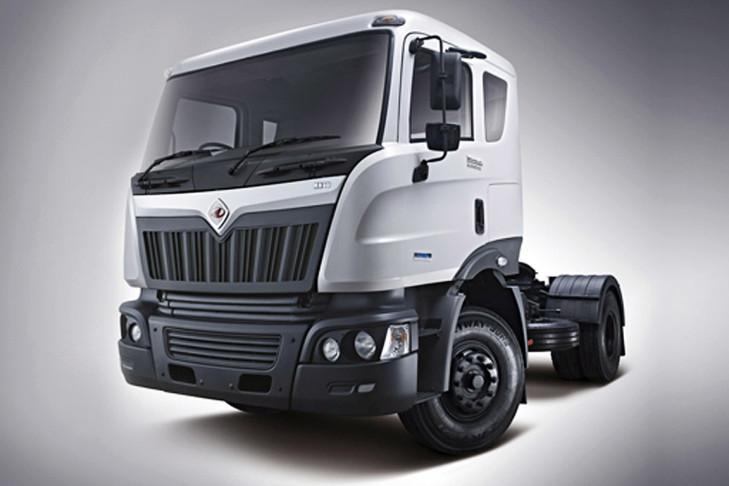 Mahindra, 260 CV y 960 Nm.