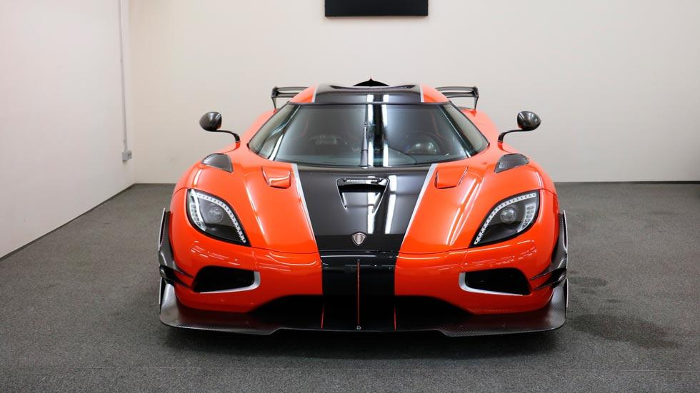 Koenigsegg Agera One of 1 a la venta frontal