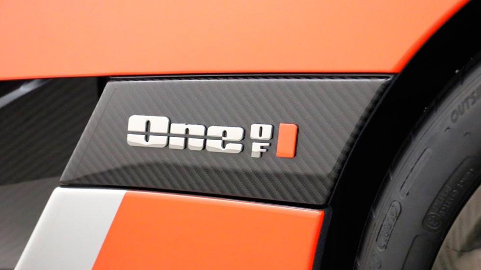 Koenigsegg Agera One of 1 a la venta emblema