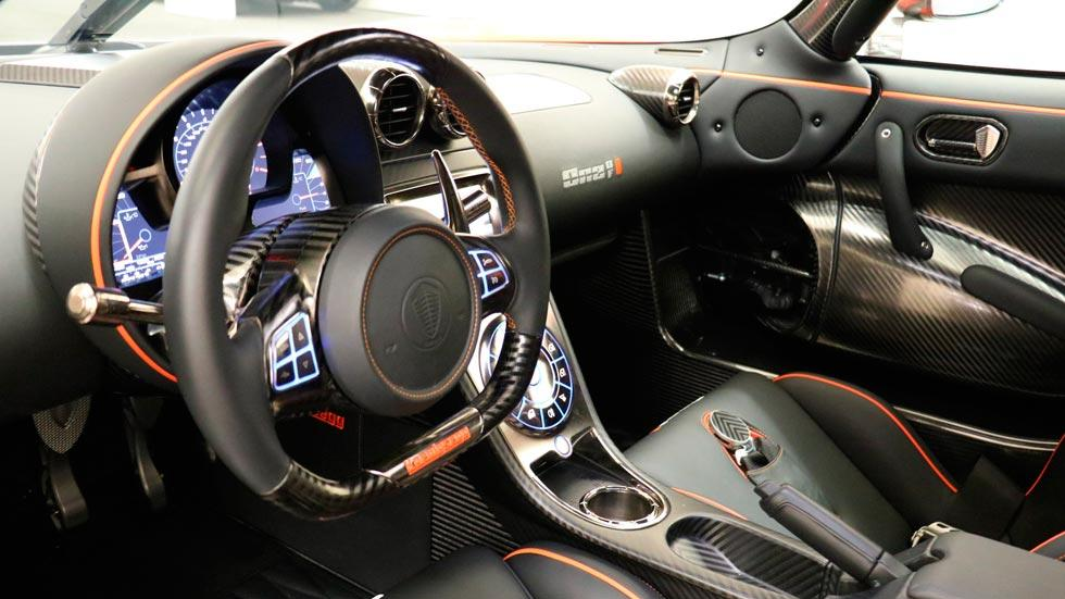Koenigsegg Agera One of 1 a la venta interior
