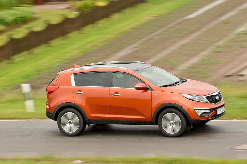 test de km kia sportage 2 0 crdi awd aguanta. Black Bedroom Furniture Sets. Home Design Ideas