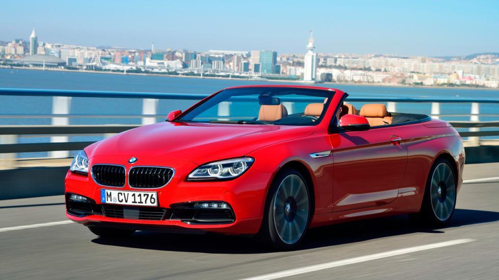 BMW Serie 6 Cabrio