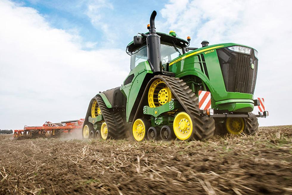 9620RX, 670 CV y 2800 Nm
