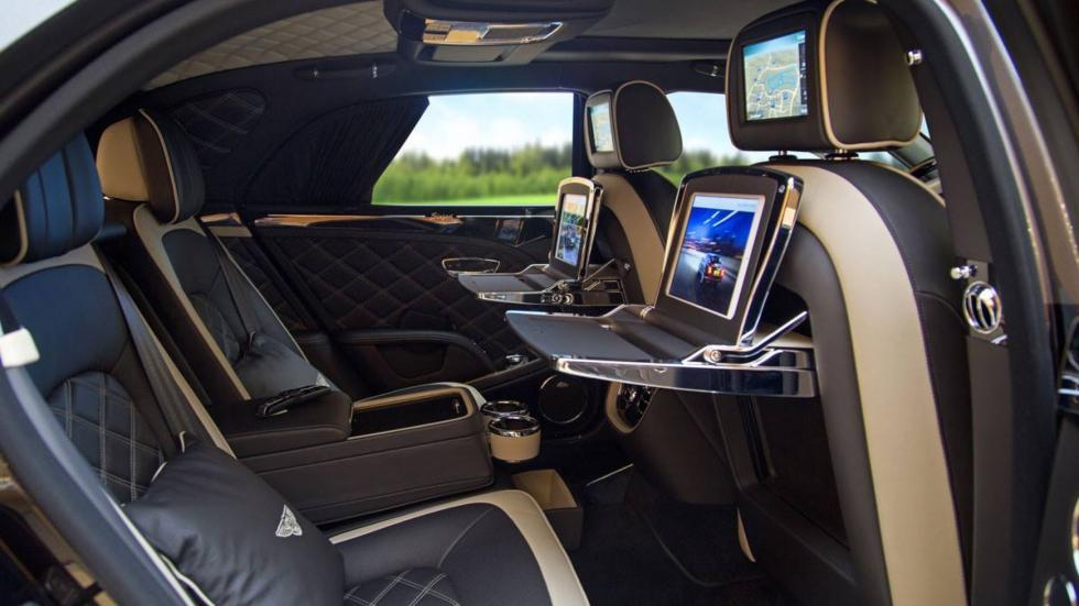 interior Bentley Mulsanne Sinjari Edition