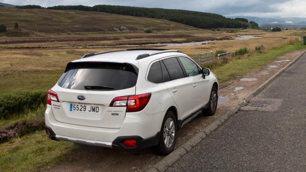 Subaru Outback Highlands