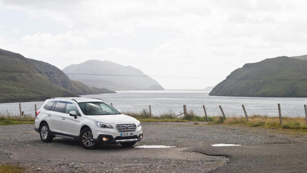 Subaru Outback harris y lewis