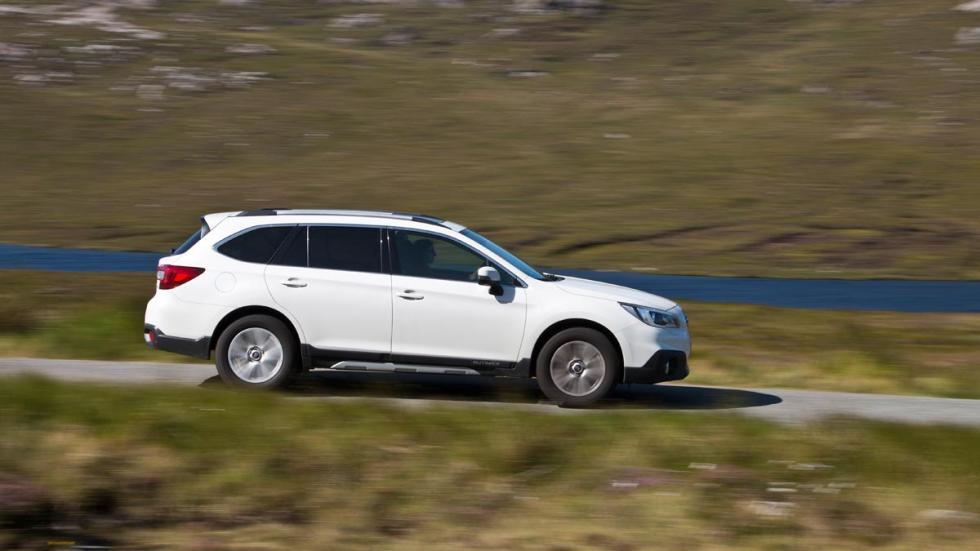 Subaru Outback barrido