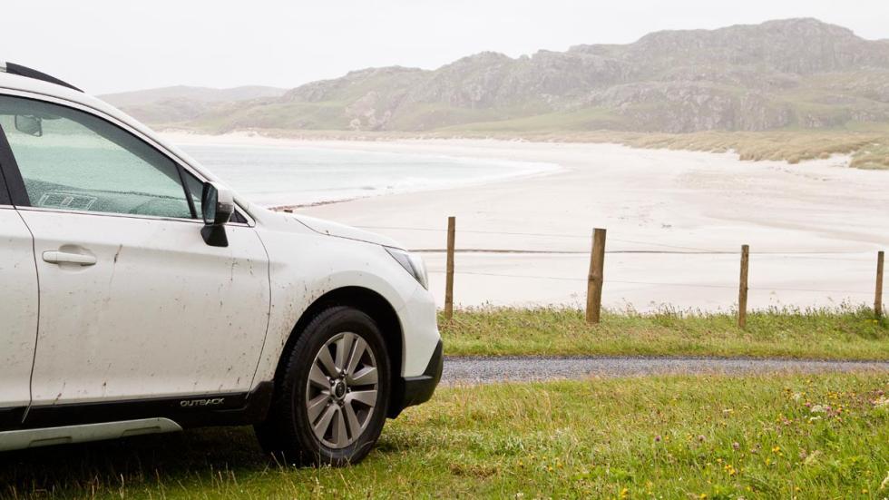 Subaru Outback playa