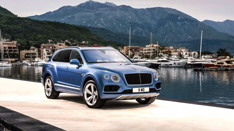 Bentley Bentayga diésel