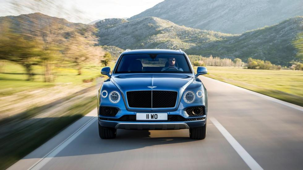 Bentley Bentayga diésel frontal