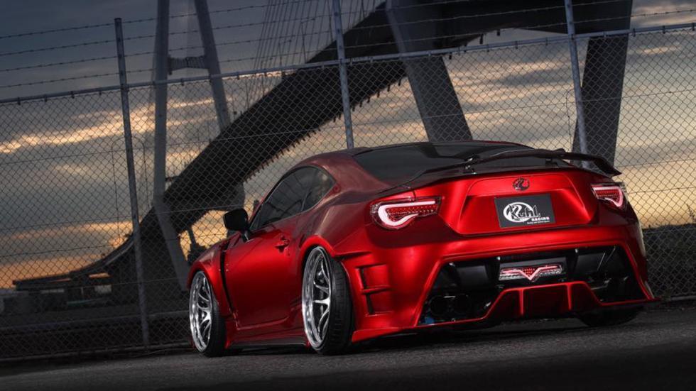 Toyota GT86 Kuhl Racing
