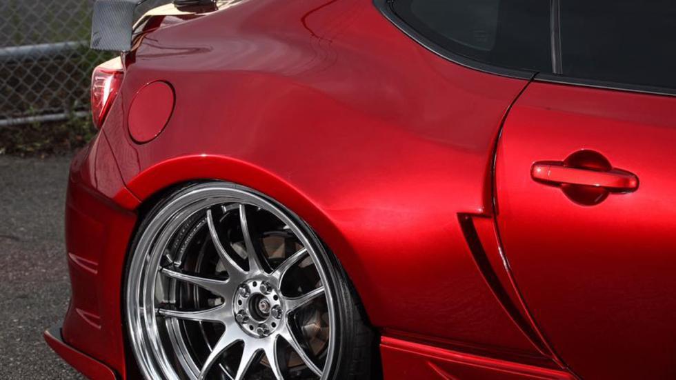 Toyota GT86 Kuhl Racing aleta