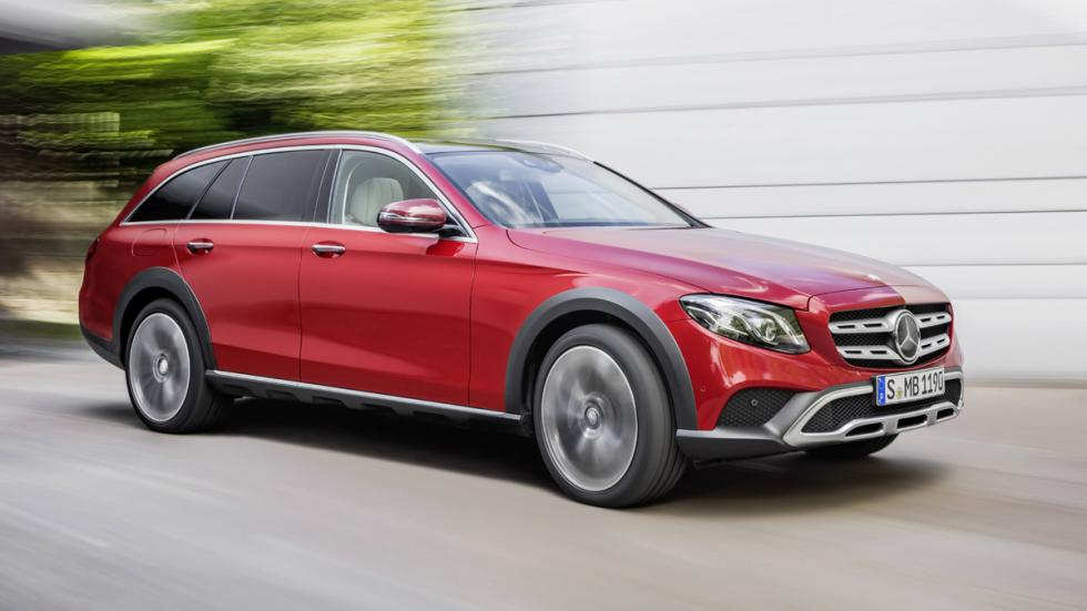 Mercedes Clase E All Terrain 2016
