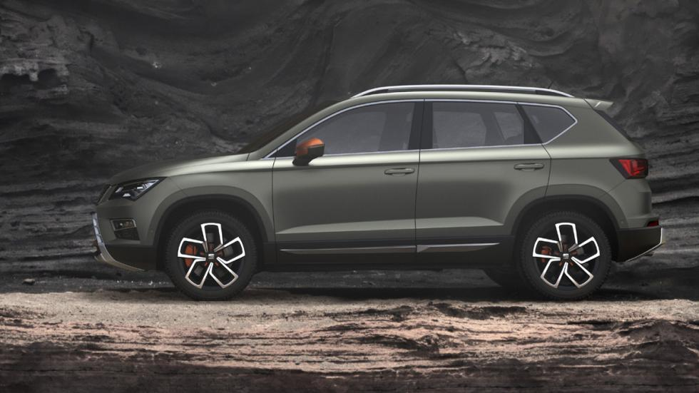 Seat Ateca X-Perience lateral