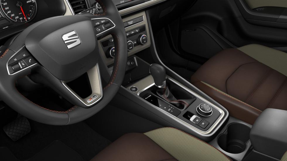 Seat Ateca X-Perience detalle interior