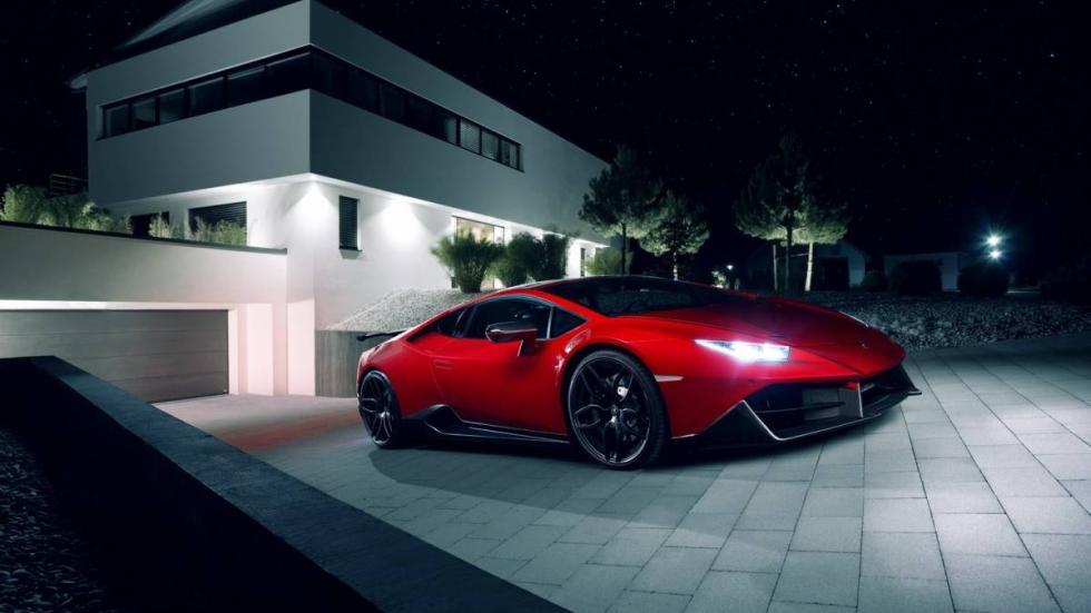 Novitec Torado Lamborghini Huracán