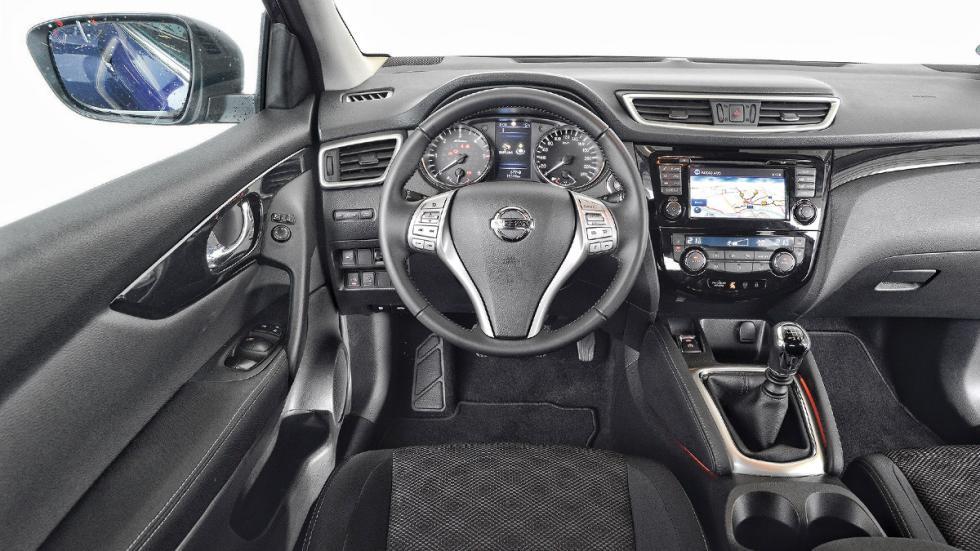 Nissan Qashqai volante
