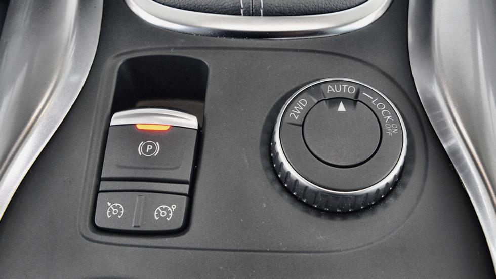 Renault Kadjar botones