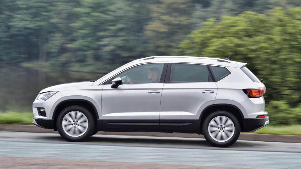 Seat Ateca lateral