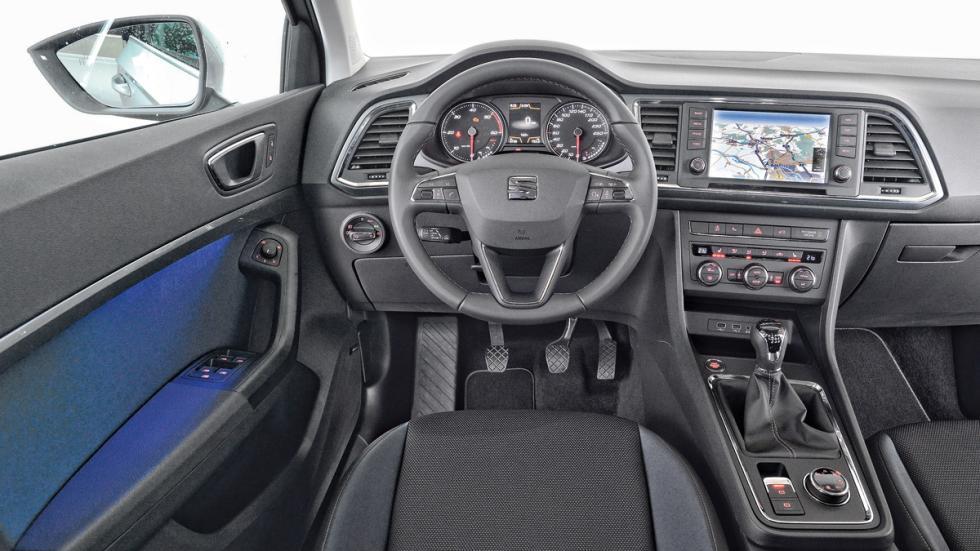 Seat Ateca volante