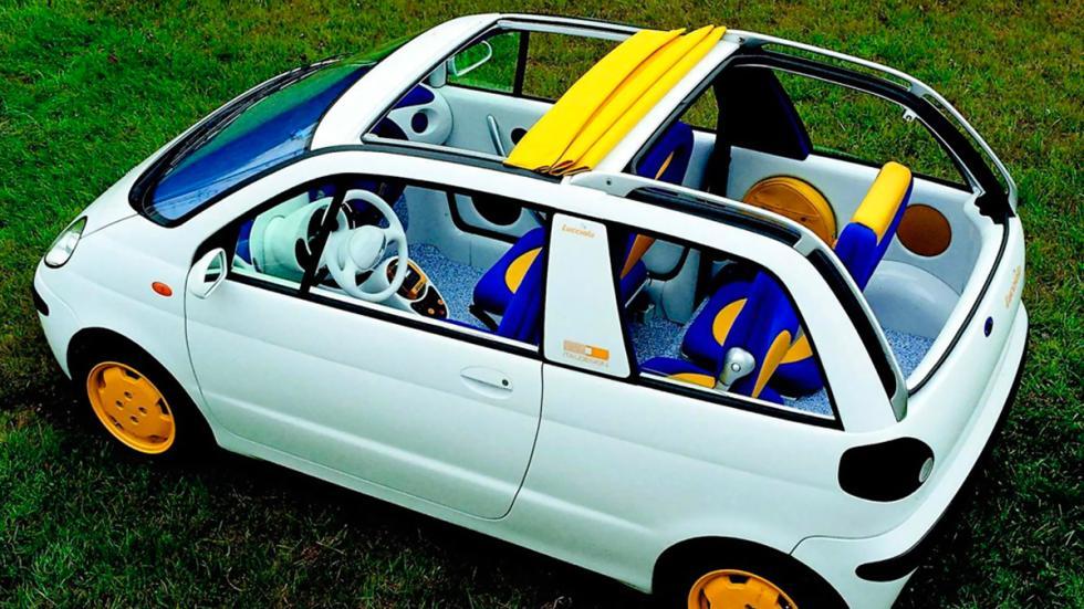 Fiat Lucciola Concept