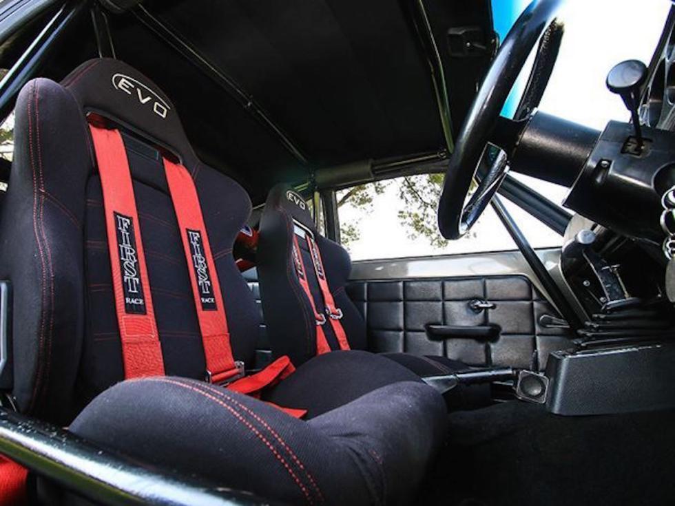 Firenza Can-Am asientos