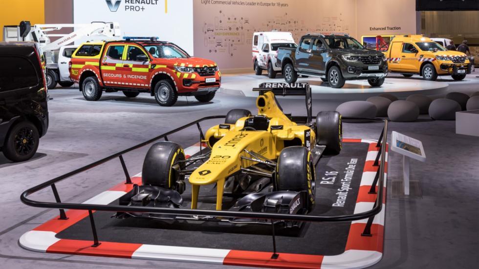 Salón del Vehículo Industrial de Hanover