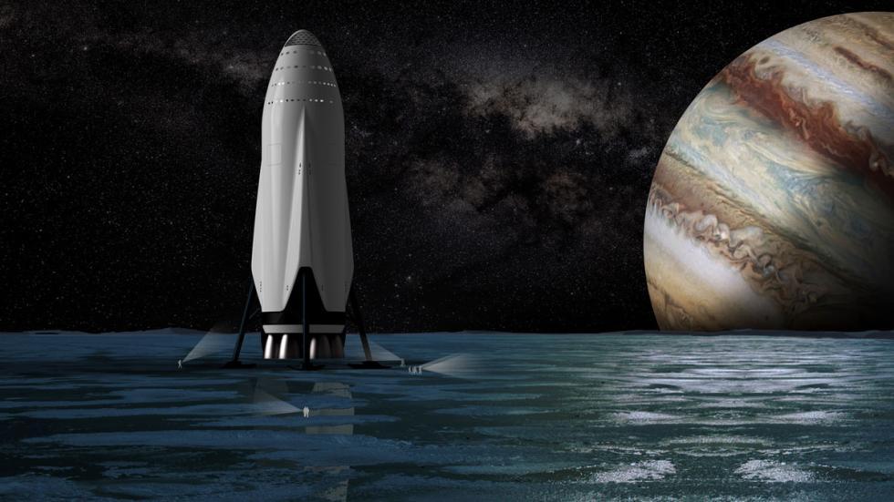 colonizarse las lunas de Júpiter y Saturno