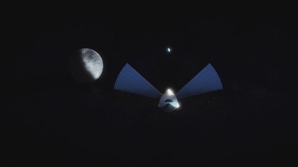 El Sistema de Transporte Interplanetario se abastecerá con energía solar durante