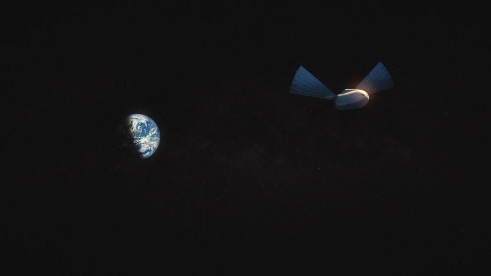 El Sistema de Transporte Interplanetario se abastecerá con energía solar