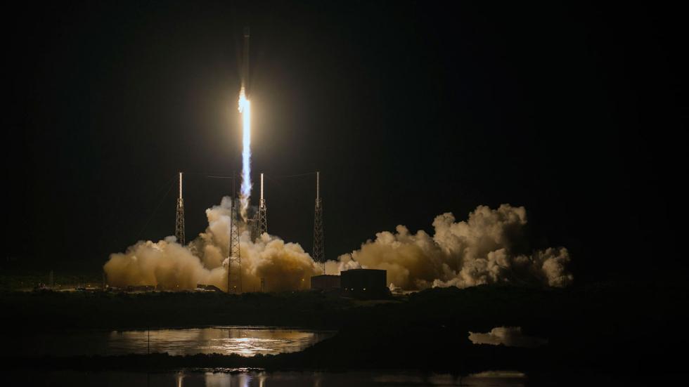 El Raptor ofrece tres veces el empuje de los cohetes actuales de la NASA