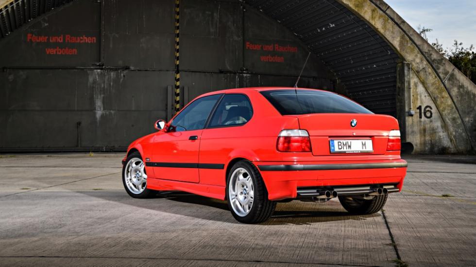 Prototipos BMW M3 e36
