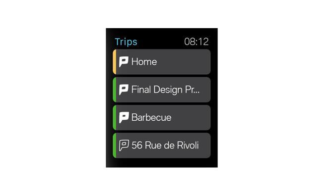 bmw connected paris servicios