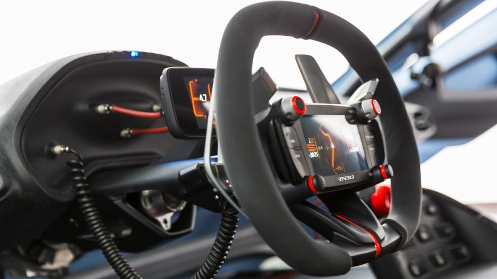 Hyundai RN30 Concept volante