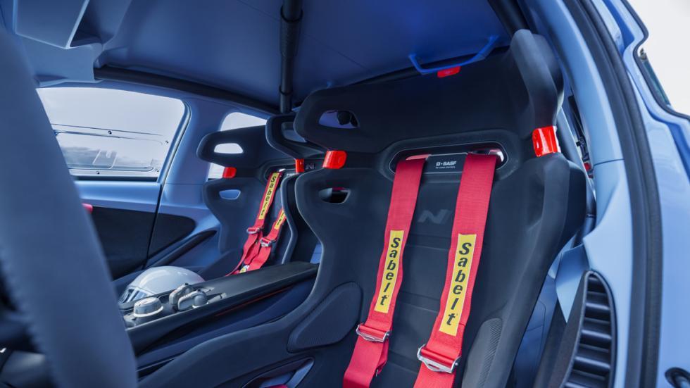 Hyundai RN30 Concept asientos