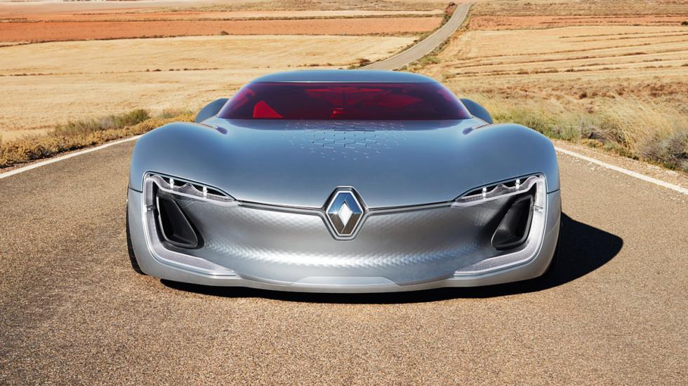 Renault Trezor Concept morro