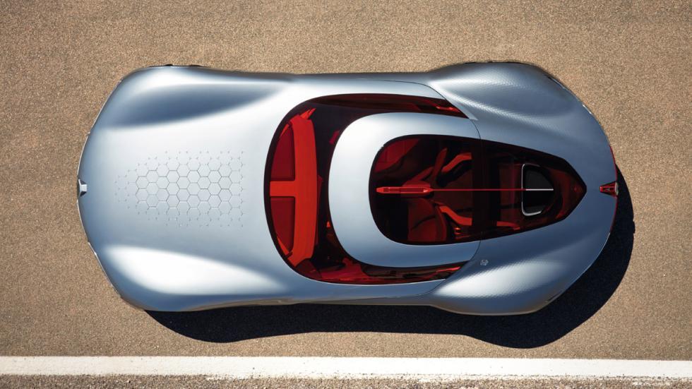 Renault Trezor Concept techo