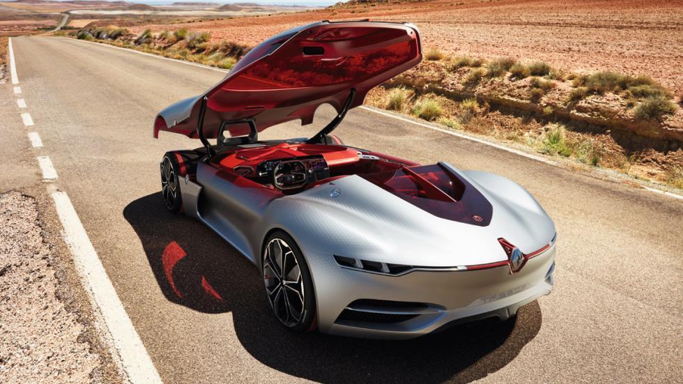 Renault Trezor Concept puerta
