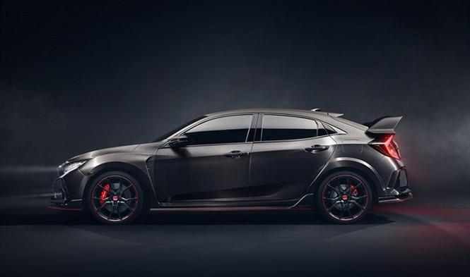 Honda Civic Type R prototipo