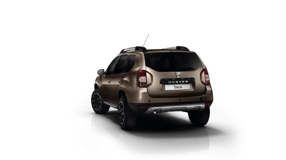 Dacia Duster EDC trasera