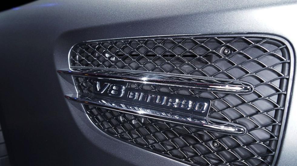 Mercedes AMG GT C Roadster detalles