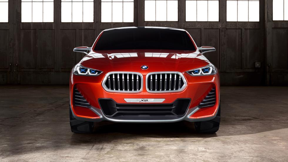 BMW Concept X2 morro