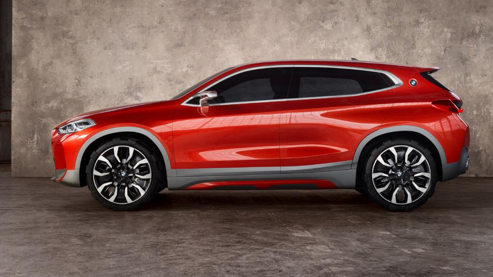 BMW Concept X2 lateral