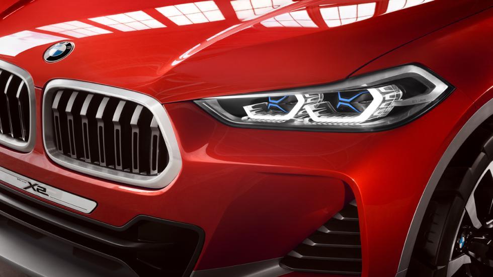 BMW Concept X2 detalle