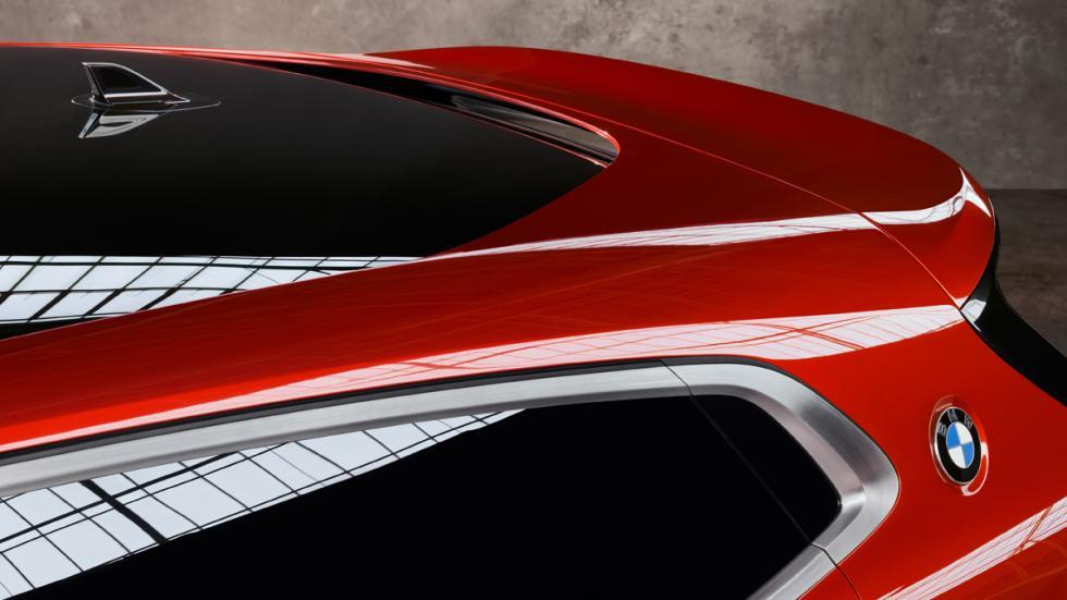 BMW Concept X2 detalle techo