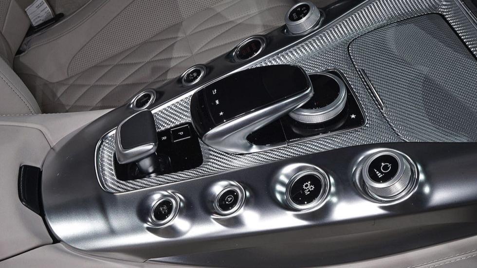 Mercedes AMG-GT C Roadster