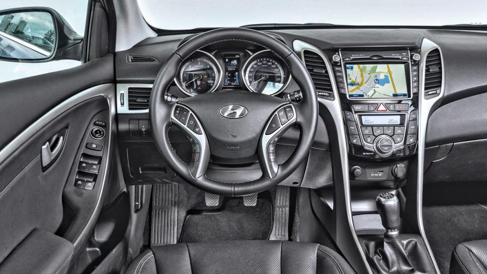 Hyundai i30 CrossWagon interior